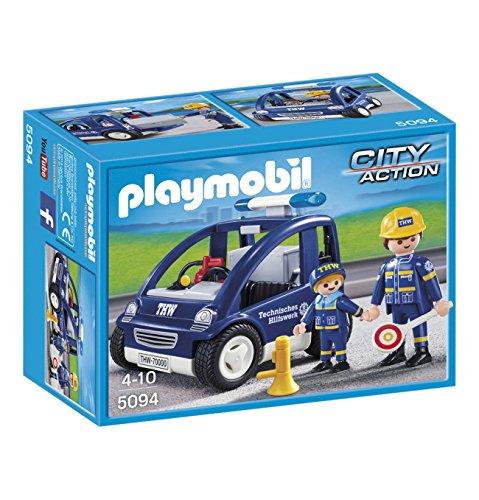 Playmobil 5094 - Technisches Hilfswerk THW: Vorausfahrzeug