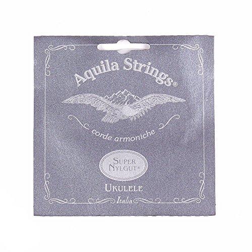 Aquila 104U Konzert-Ukulele-Satz, Super Nylgut, Tiefe G-Stimmung, Key of C, GCEA