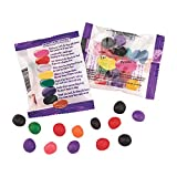 Jelly Bean Prayer Candy Pack - 17 bags - Easter Basket Filler, VBS and Sunday School Candy