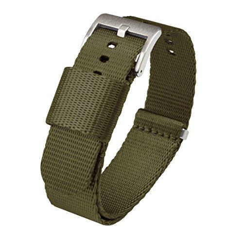 Barton Jetson - Correa de reloj estilo OTAN – 18, 20, 22 o 24 mm (de nailon)