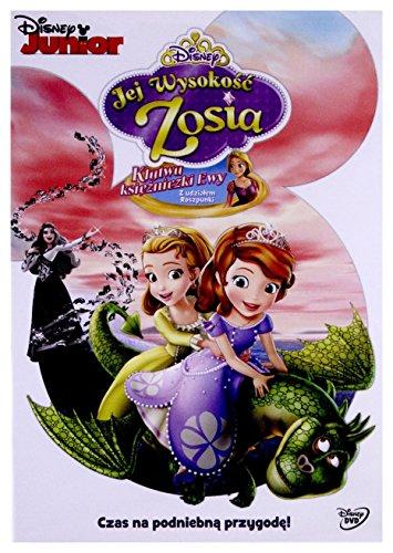 Sofia die Erste - Auf einmal Prinzessin [DVD] [Region 2] (Deutsche Sprache)