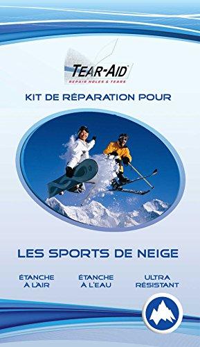Tear-Aid - Kit de reparación de esquís, snowboard y raquetas
