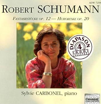 Schumann: Fantasiestücke, Op. 12 & Humoreske, Op. 20