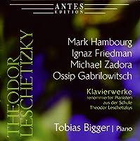 Piano Works-Leschetizky Scho