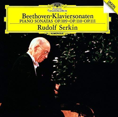 ベートーヴェン:ピアノ・ソナタ第30番~第32番(SHM-CD)