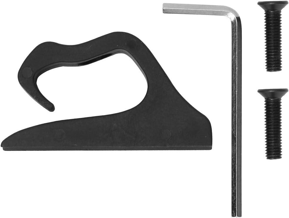 OUKENS Gancho de Scooter eléctrico, Accesorios de Gancho de suspensión de Bolsa Colgante de Scooter eléctrico de Nailon de Alta Densidad Universal para Xiaomi M365 M187 Pro