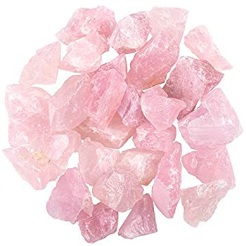 Best raw rose quartz Reviews