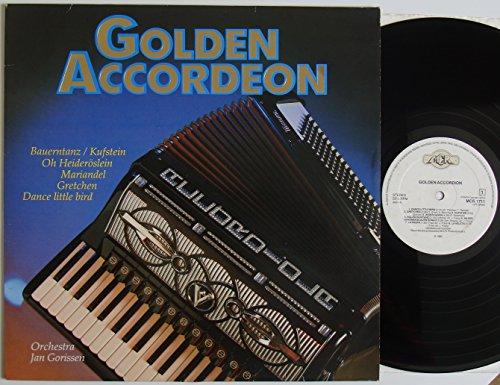 Jan Gorissen - Golden Accordeon - 12' LP 1983 - MCR MCR 1711 - Netherlands Press