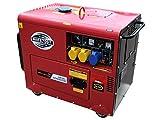 Neilsen Bde6700t Diesel Generator CT0405