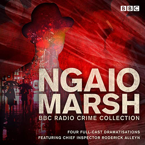 Couverture de The Ngaio Marsh BBC Radio Collection