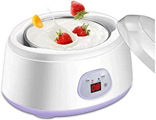 SHYPT Food Grade Stainless Steel Yogurt Machine Household Automatic Rice Wine Machine Stainless Steel Liner Natto Machine ...