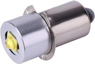 Ampoule de Lampe de Poche LED 3V / 4-12V / 6-24V pièce de Rechange Kit de Conversion LED Ampoule pour Torche de Lampes de ...