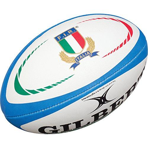 Gilbert Unisex Italien Replica Ball, Mehrfarbig, 5