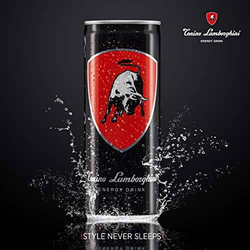 Tonino Lamborghini Energy Drink