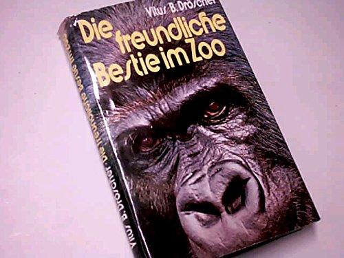 Die freundliche Bestie im Zoo.