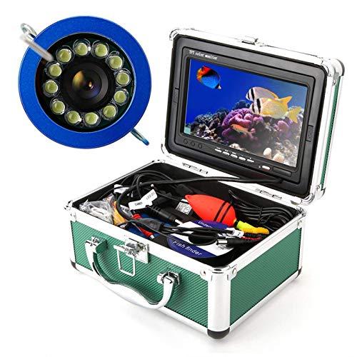 Buscador de Peces con cámara subacuática de 7 Pulgadas, para monitoreo de(US regulations (110v-240v))