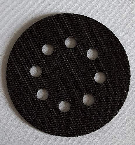 Klett-Ersatz für Schleifteller selbstklebend 8-Loch Ø 125mm Polierteller Schleifteller Stützteller
