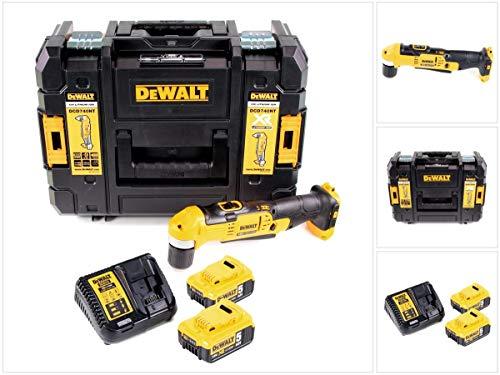 Dewalt DCD 740 P2 accu-haakse boormachine 18V 33Nm + 2x accu 5,0Ah + oplader + TSTAK
