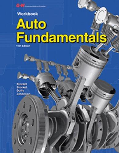 Auto Fundamentals ( Workbook)