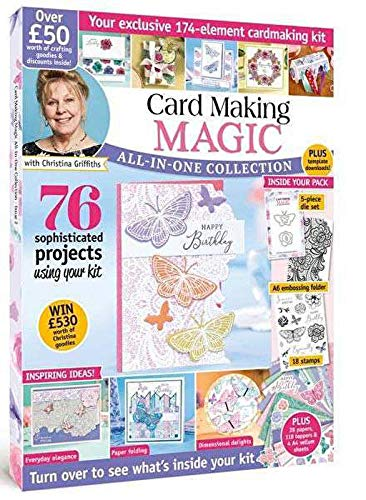 Paper Wishes – Cardmaking Box Kits Collection | Unique Craft Kits for Scrapbooking, Cardmaking,...