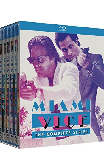 Miami Vice - The Complete Series [Blu-ray]