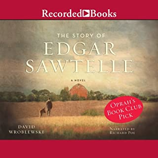 The Story of Edgar Sawtelle audiobook cover art