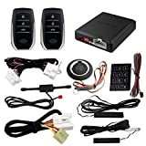 EASYGUARD EC002PP-T2-A0410 Plug and Play CAN Bus PKE Remote Starter Passive...