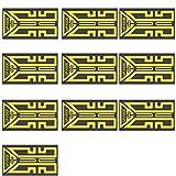YIYIO 10 StüCk Gen X Antenne Auuen Camping Handy Handy Signal Enhancement Booster Verbessern Signal...