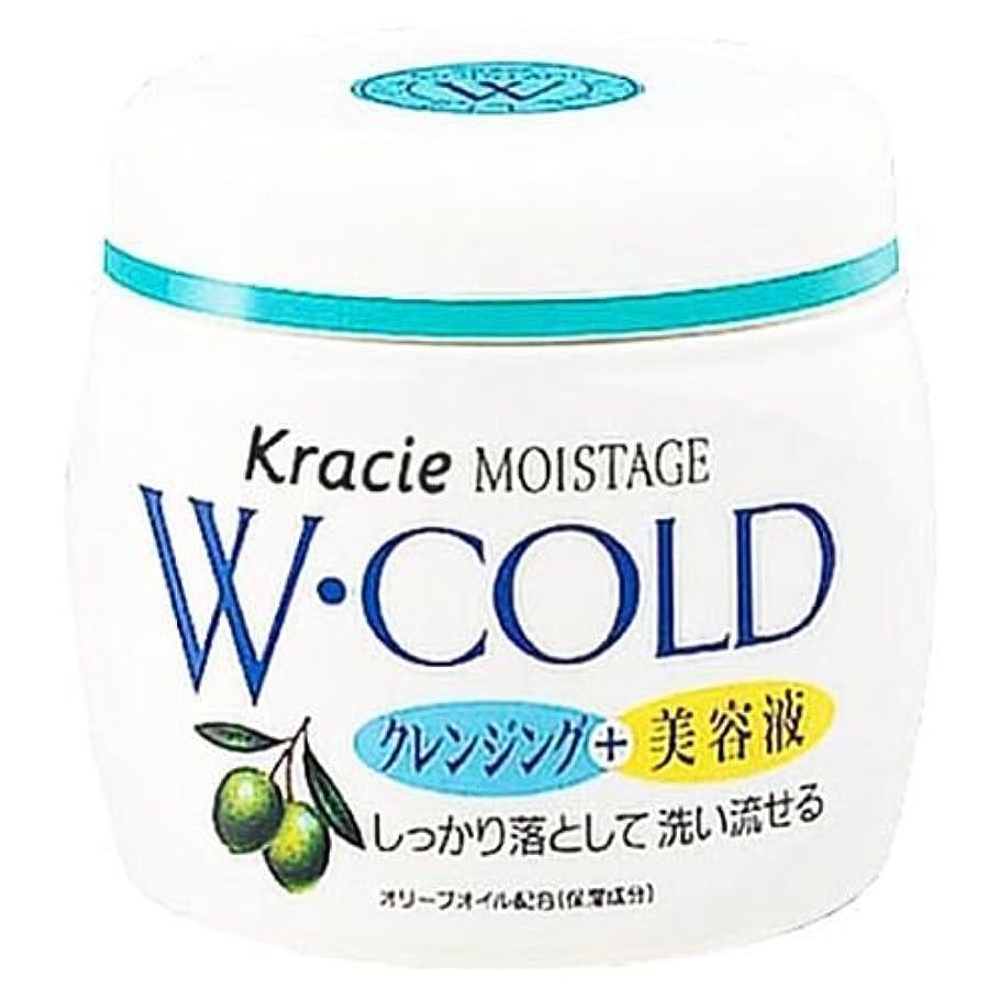 レビュー分類知事【クラシエ】モイスタージュ Wコールドクリーム 270g