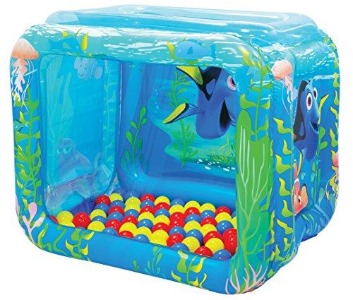 Finding Dory Disney Aquatic Adventures Playland Set with 50 Balls