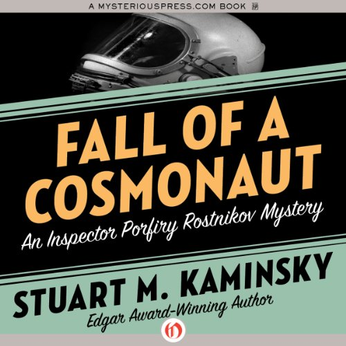 Fall of a Cosmonaut cover art