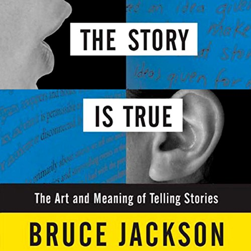 The Story Is True audiobook cover art