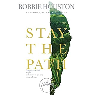 Stay the Path audiobook cover art
