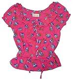 [アバクロンビー&フィッチ] Abercrombie&Fitch レディース半袖シャツ Sサイズ (並行輸入品)