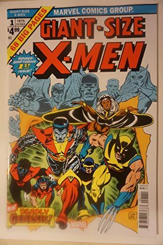 GIANT SIZE X-MEN # 1 FACSIMILE EDITION