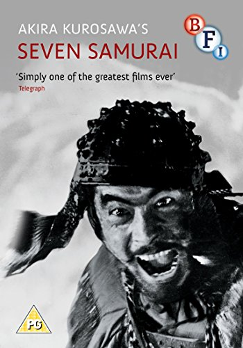 Seven Samurai (60th Anniversary Edition) (DVD) [UK Import]