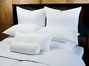 DOWNLITE Hotel Euro Pillow Sham Stuffers - 26 X 26 - EnviroLoft Down Alternative