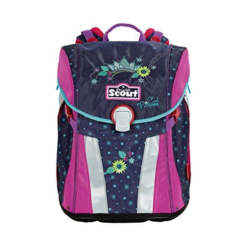 Scout Sunny Set 4-tlg. Schultasche (Cool Princess)