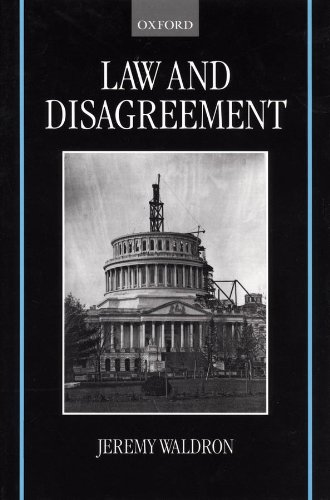 Law and Disagreement (English Edition)