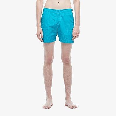 Orlebar Brown Bulldog Swim Trunk (Scuba Blue) Men