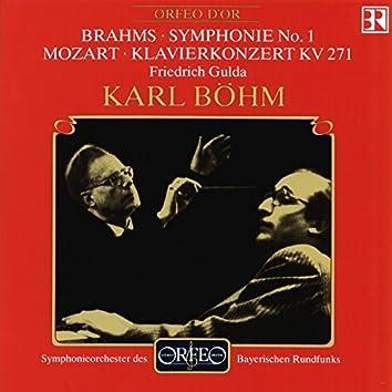 Brahms: Symphony No. 1 - Mozart: Piano Concerto No. 9