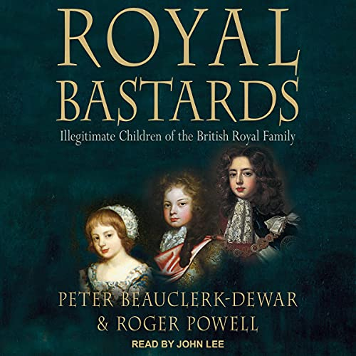 Royal Bastards cover art