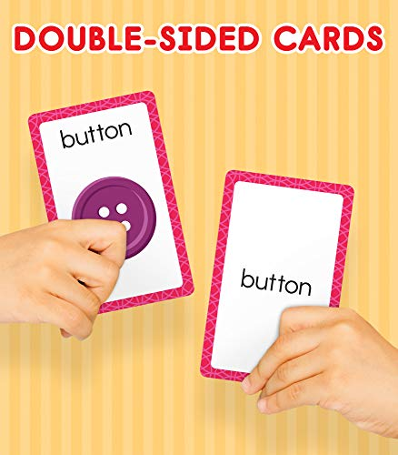 First Words (Brighter Child Flash Cards)