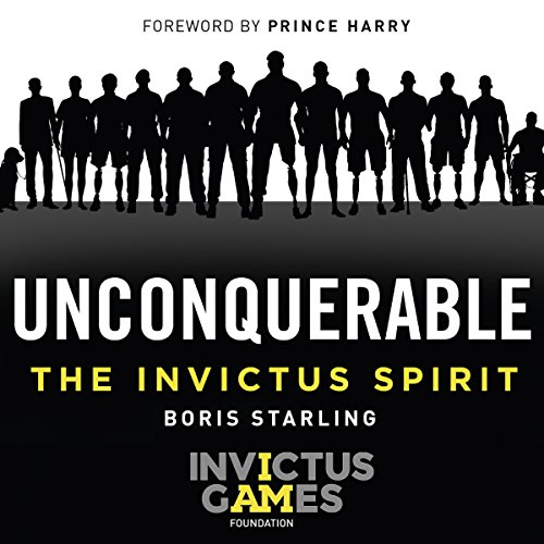 Unconquerable: The Invictus Spirit audiobook cover art