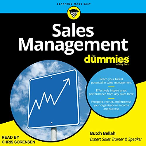 Sales Management for Dummies Titelbild