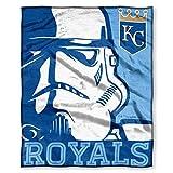 MLB Kansas City Royals Star Wars & MLB Silk Touch Throw Blanket, 50' x 60'