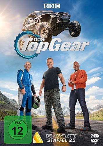 Top Gear - Staffel 25 (2 DVDs)