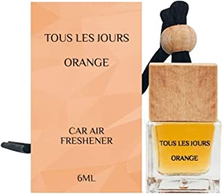 Car Air Freshener - ORANGE