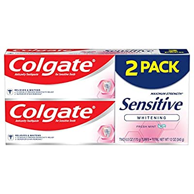 Colgate Sensitive Toothpaste with