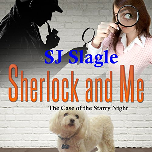 Sherlock and Me: The Case of the Starry Night audiobook cover art